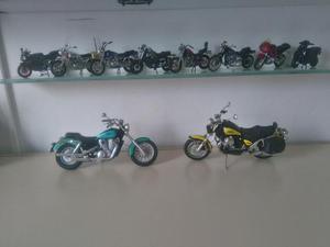Coleção motos maisto