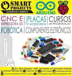 Eletrônicos e robótica
