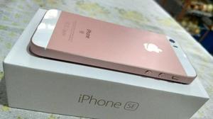 Iphone se rose 32gb super novo na caixa com garantia