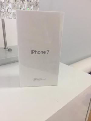 Iphone 7 32gb preto fosco lacrado