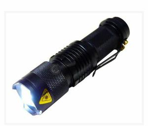 Lanterna tática profissional led