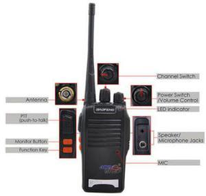 Rádios comunicadores bf777s lacrados