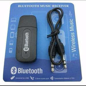 Receptor bluetooth usb áudio sterio transmissor p2 músicas