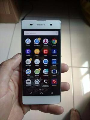 Sony xperia xa dual branco - novíssimo