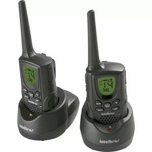 Vendo 5 rádios walk talk, com dois carregadores