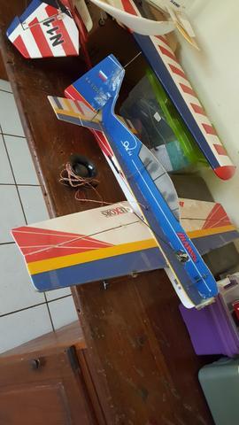 Vendo aero para voo 3d