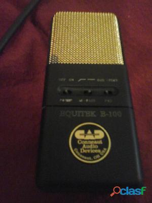 Microfone cad e 100