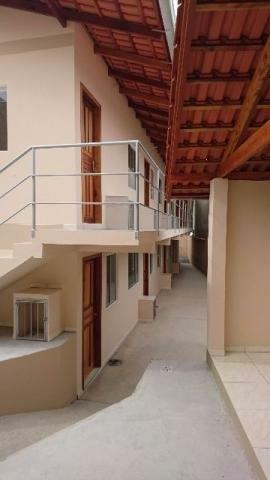 Apartamento kitnet mobiliado - escola agrícola