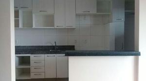 Apartamento de 2 quartos pleno residencial com modulados