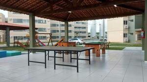 Apartamento em condomínio clube no reserva figueiras, com