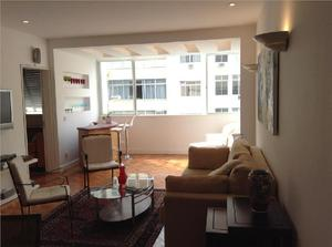 Apartamento residencial para locação, copacabana, rio de