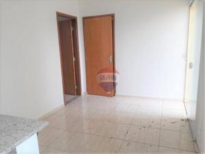 Apartamento residencial para locação, vila santa luzia,