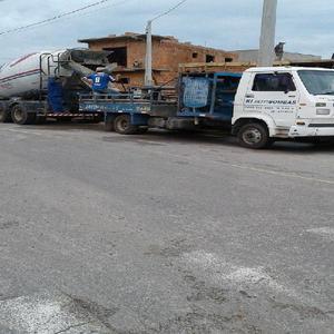 Bombeamento de concreto em hortolândia e região