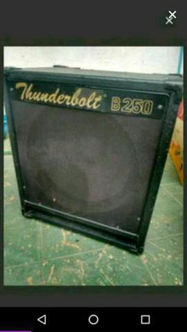 Caixa amplificada ou cubo p/guitarra,baixo ou vocal c/