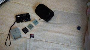 Canon sx 280 hs + sony hdr as200v e camera 4k ultra hd