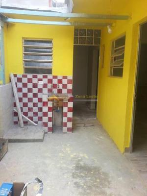 Casa térrea para locação no bairro vila ré, 1 dorm, 0