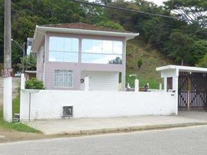 Casa pra temporada na praia de fora, 4dorm com vista p/mar -