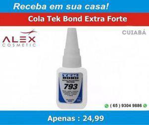 Cola tek bond (extra forte) (alex cosmetic)