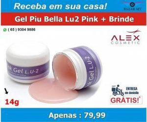 Gel piu bella lu2 pink (alex cosmetic)