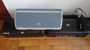 Impressoras hp três unidades