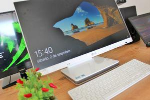 Lg all in one intel core i5 lindo | ideal para casa ou
