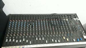 Mesa de som 24 canais usb