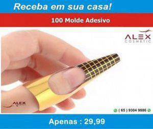 Molde adesivo (alex cosmetic)