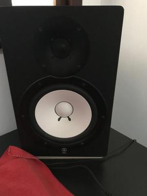 Monitor de audio - yamaha hs 80 - caixa de som de studio -