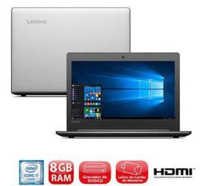 Notebook lenovo ideapad i7-6500u