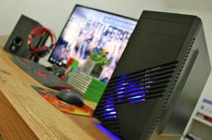 Pc gamer spirit phenom 9850 | radeon 7750 | pc de entrada |