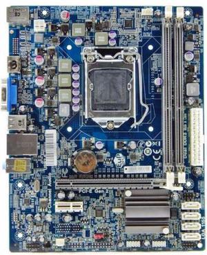 Placa mãe pcware ddr 3 socket 1155 core i3,i5,i7 (proc