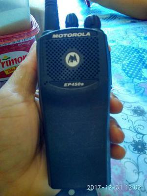 Rádio amador motorola ep450