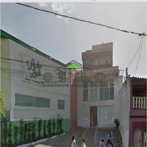 Salão comercial 180m² + mesanino centro sbc