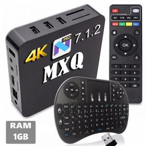 Tv box android com acesso ao netflix com wifi