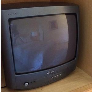 Tv philips tubo 14 polegadas