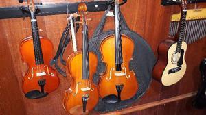 Violino michael xik 4x4 aceito rolo