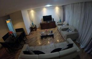 Apartamento alto padrão totalmente mobiliado no centro de