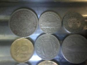 100 moedas antigas