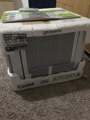 Ar condicionado janela consul 7500 com c/ controle remoto
