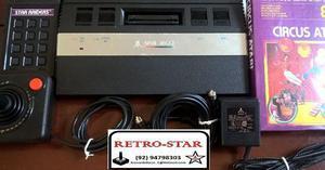 Atari 2600 junior. original ótimo estado