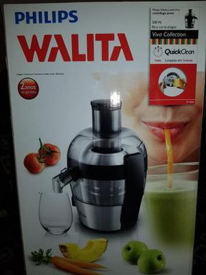 Centrífuga juicer philips walita linha viva 500w - 1,5l