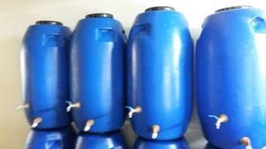 Cisterna 250 litros completa com torneira e registro vap -
