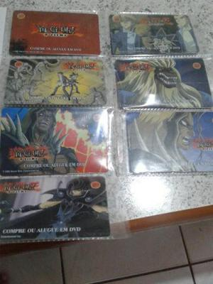 Coleção de cartões telefonicos (item de colecionador)