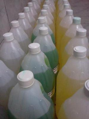 Detergente para louça ou roupa produtos de limpeza