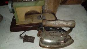 Ferro eletrico antigo,item de coleçao,