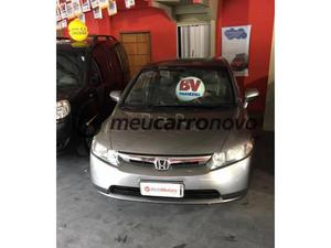 Honda civic sedan lxs 1.8/1.8 flex 16v aut. 4p 2006/2007