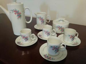 Jogo de xícaras porcelana renner café
