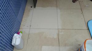 Limpa pisos - remova encardido