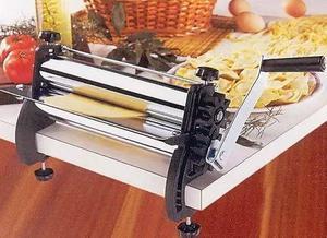 Maquina fazer macarrão de massa caseira completa