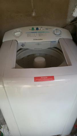 Maquina de lavar roupas electrolux 8k tamanho de 12 atual
